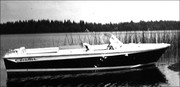 Chris Craft Cavalier 16 Ski Boat -1965