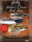 Antique & Classic Boat Show 2013