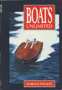 Boats Unlimited- Harold Wilson's bok från 1990