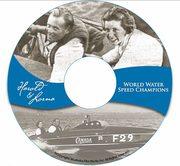 DVD etikett från Harold & Lorna - The Movie