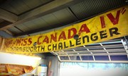 Miss Canada IV banner