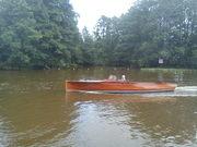 Snabbgående motorbåt  1910-15?