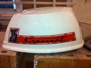 Renovering av 2 st Crescent marin 25