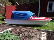 baggen båt 1960-