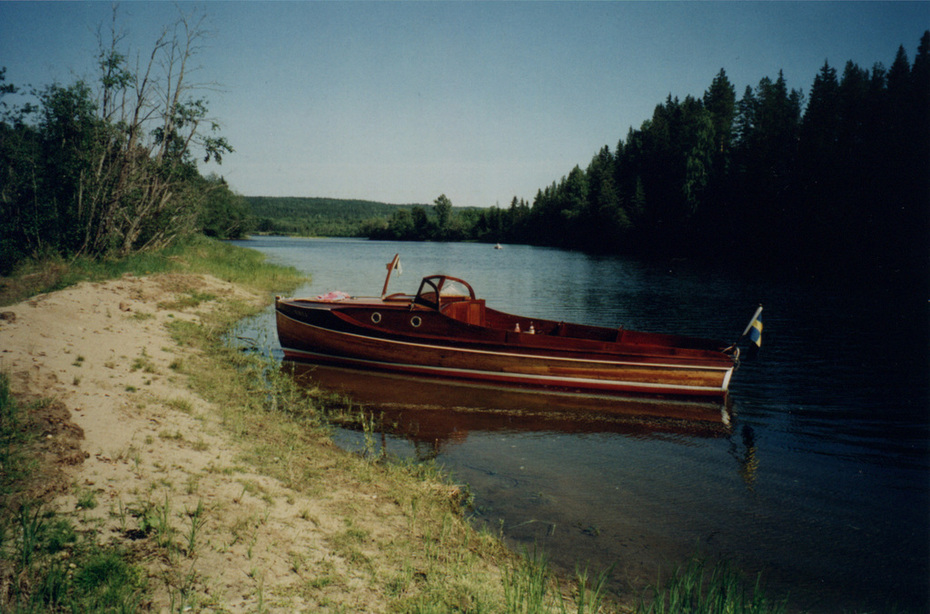 Rinda - Indalsälven 1997