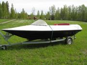 Gilbert yacht 16
