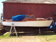 Motorbåten Märta