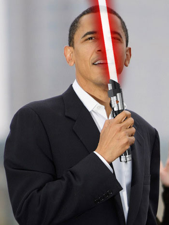 Obama prepares to address the Security Council...