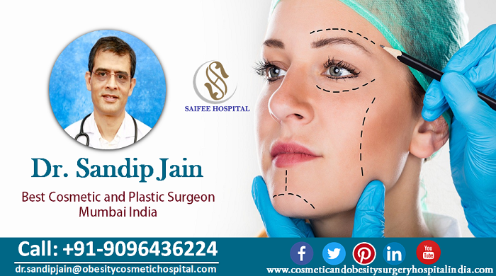 Dr. Sandip Jain The Most Trusted Respected Name in Cosmetic Surgery in India
