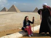 io e egiziano