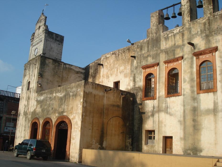 Ex convento agustino de Xilitla, S. L. P