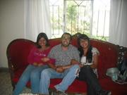 karla, pancho y yo