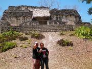 UAXACTUN, PETEN, GUATEMALA