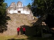 NAKUM, PETEN, GUATEMALA