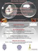 Invitación para la Reunión sobre Residuos Químicos, Mérida Yuc.