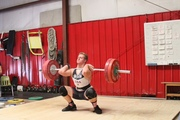 Jackson Ramey 269lbs Clean and Jerk