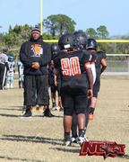 Miami Gardens Chiefs vs Welcome All Panthers 8U