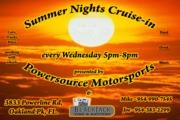 Summer Nights Cruise-in - Oakland Park, FL