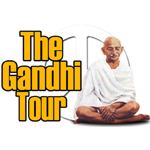 The Gandhi Tour