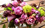 colorful_roses_bouquet