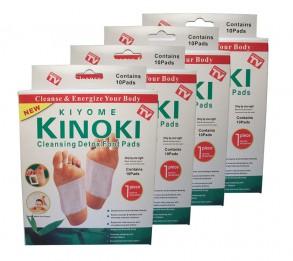 Order KINOKI Cleansing Detox Foot Pads