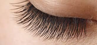 eyelash growing effects