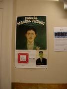 Affiche Associazione Amici di Proust Naples