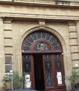 Entrée de l'Institut Français de Naples