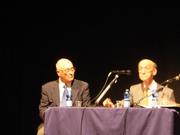 Jean YvesTadié à Naples(30 oct 2013) Conférence:PROUST ET POMPEI