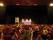 Jean YvesTadié à Naples Conférence:PROUST ET POMPEI