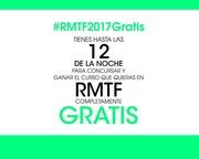 #RMTF2017Gratis