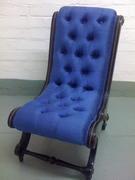 Victorian Ebonized Childs Chair