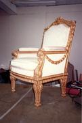 Gilt Throne