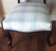 Decorative chair detail