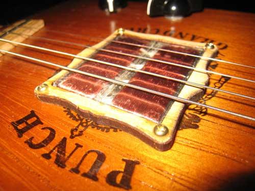 Four String Cigar Box Guitars