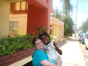 Me and Niomi 1