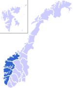 Vestlandet