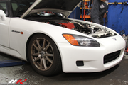 S2000 Exhaust and Coilover