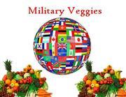 Military Veggies