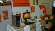 OA display, Bunting Road Campus
