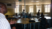 OA workshop at UJ Soweto Campus Library