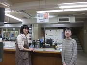 Otaru University of Commerce's #OAWeek doorhangers #2