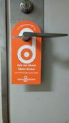 .@min2fly's #OAWeek doorhangers #2