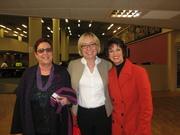 Dr Heila Pienaar, Johanna Kuhn (BMC) & Elsabe OLivier
