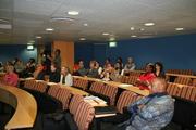 Open Access event attendees