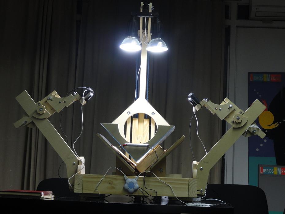 Escaner DaL
