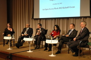 SPARC / World Bank Open Access Week 2012 Kick Off