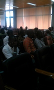 Open Access Debate at the Kwame Nkrumah University of Science and Technology - Kumasi , Ghana