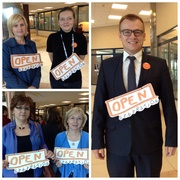 Open Access Week @ University of Lodz Library, 2014
