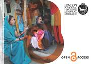 Open Access postcards at LSHTM